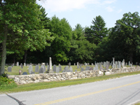Atwood Cemetery Atwood Road, Pelham, NH