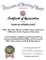 Certificate of appreciation vfw image collections certificate certificate of appreciation vfw images certificate design and certificate of appreciation vfw image collections certificate certificate yadclub Image collections